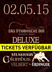Columbus Velbert Tickets