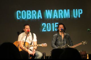 Cobra Warm Up 2015